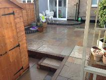 Quality garden makeover in Moseley.