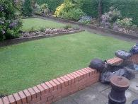 garden before in selly oak