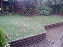 New turf in Kings Norton.